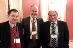 Arturo Croci, Marco Cappellini e Alberto Marzo