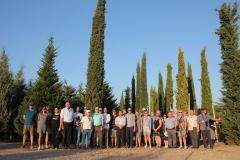 Visita dei delegati AIPH al socio Giorgio Tesi Group
