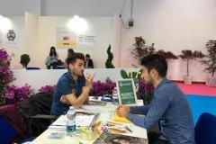 """L'azienda associata Caporalplant ha organizzato il meeting """"L'importanza dei controlli di qualità e il monitoraggio fitosanitario""""."""