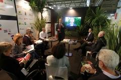 Un momento della conferenza stampa di presentazione del nuovo annuario ANVE 2016