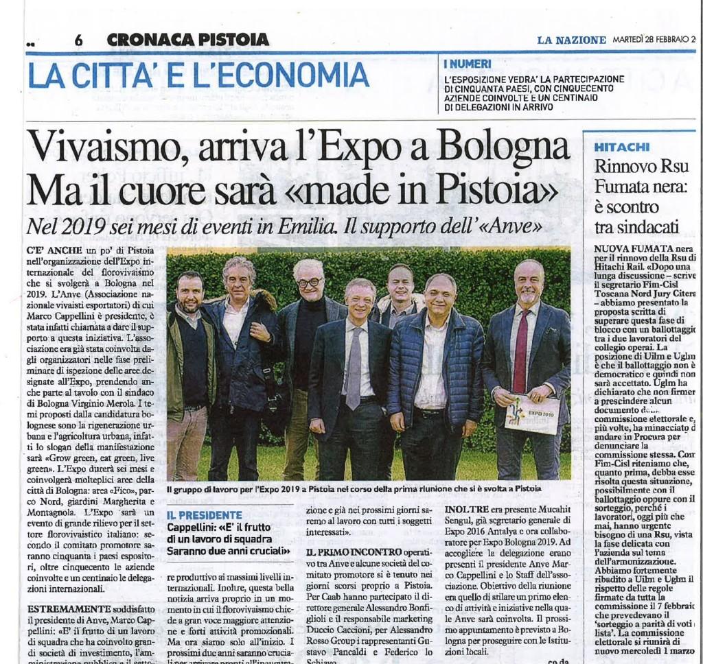 Vivaismo,arriva EXPO a Bologna_LANAZIONE_28_02_17-001